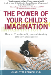 power child's imagination book